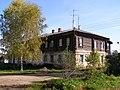 Блинникова дом 1-я половина 19 века Суздаль ул. Бебеля, 34.JPG