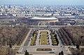 Вид с Главного здания МГУ на Лужники - panoramio.jpg