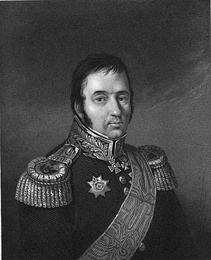 Vasily Golovnin - Vasily Mikhailovich Golovnin (1776—1831).