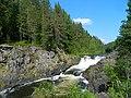 Водопад Кивач, первые две ступени.jpg