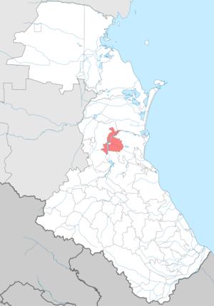 Kizilyurtovsky District - Image: Дагестан Кизилюртовский район