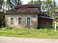 Дом, в котором жил, находясь в ссылке 1909-1910 Сталин. Сольвычегодск.JPG