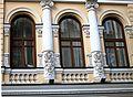 Дом актрисы - фрагмент фасада.JPG