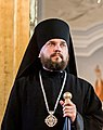 Епископ Арсений (Перевалов) в академическом храме святого апостола Иоанна Богослова.jpg