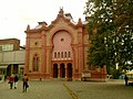 Закарпатська обласна філармонія Transcarpathian Regional Philharmonic 22.10.10 - panoramio.jpg