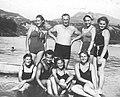 Зеница - 1939 - купање на ријеци Босни 2.jpg