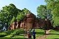 Красные камни в курортном парке Кисловодска.jpg