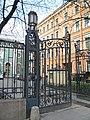 Немецкая лютеранская церковь св. Анны, ограда по Кирочной03.jpg