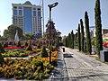 Парк Ахмада Дониша в Душанбе 03.jpg