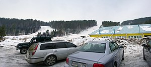 Kusinsky District - Ski area, Kusinsky District