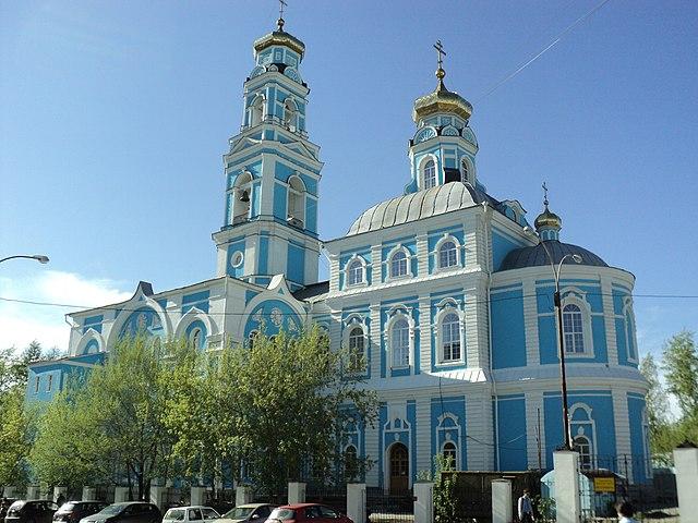 Voznesenskaya Tserkov (Ascension Church)