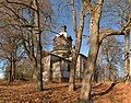 Церковь Михаила Архангела среди деревьев.jpg