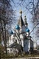 Церковь Успения Пресвятой Богородицы в Вешняках. - panoramio.jpg