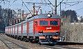 ЭР2К-1114, Россия, Москва, перегон Москва-Товарная-Павелецкая - Коломенское (Trainpix 193109).jpg