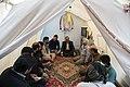 بازدید از مناطق زلزله زده و بردن کمک های بشر دوستانه - کرمانشاه- قصر شیرین Humanitarianism in Iran, Kermanshah 09.jpg