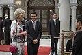 นายกรัฐมนตรีและภริยา พา H.E.Ms.Quentin Bryce AC ผู้สำเ - Flickr - Abhisit Vejjajiva (7).jpg
