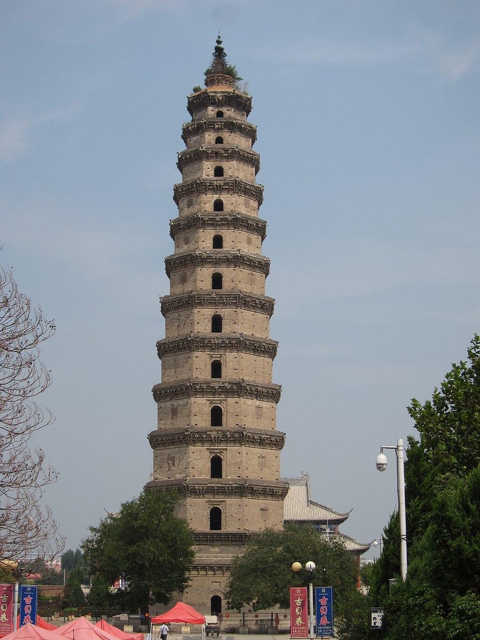 %E6%99%AF%E5%B7%9E%E5%A1%94 Jingzhou Pagoda