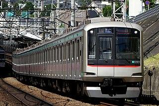 Tokyu 5000 series Japanese train type