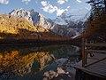 珍珠海(卓玛拉错) - Pearl Lake - 2012.10 - panoramio.jpg
