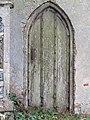 -2018-11-04 Small door, Parish church of Saint Giles, Bradfield, Norfolk.JPG