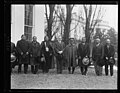 ...)p of Kiowa Indians who called at the White House today, (...)h to pay their respects to President Coolidge LCCN2016894011.jpg