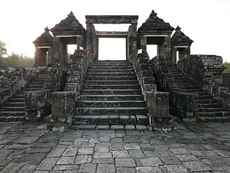 Srivijaya - By late 8th century, the political capital was shifted to Central Java, when the Sailendras rose to become the Maharaja of Srivijaya.