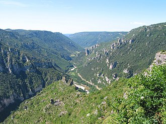 Gorges du Tarn - The Gorges du Tarn.