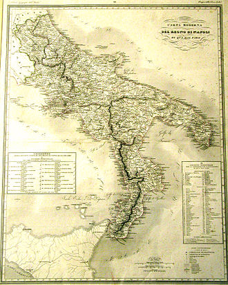 Parthenopean Republic - The Kingdom of Naples briefly became a republic in 1799.