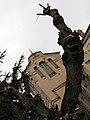 048 Casa Barbey, torre, c. Manuel Raspall (la Garriga).JPG