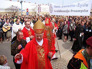 Józef Michalik Roman Catholic archbishop