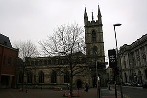 Grade II* listed buildings in the East Riding of Yorkshire - Image: 060 SFEC HULL 20070329 ST MARYS LOWGATE