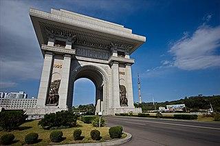 Pyongyang Capital city of North Korea
