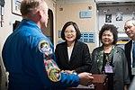 08.19 「同慶之旅」總統參訪美國國家航空暨太空總署(NASA)所屬詹森太空中心(Johnson Space Center) (43418524104).jpg