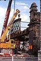089R23140782 Vorortelinie, Abtrag der Brücke über die Hernalser Hauptstrasse, Seite stadtauswärts.jpg