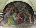 08 Ignoto fiorentino del XVI secolo, Veronica asciuga il sudore di Cristo 01.JPG