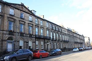 Christopher Nicholson Johnston, Lord Sands - 1-10 Heriot Row, Edinburgh