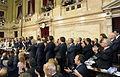 10-12-2011 Juramento de la Presidenta Cristina Fernández (6500528233).jpg
