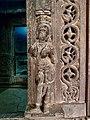 11th century Panchalingeshwara temples group, Kalyani Chalukya, Sedam Karnataka India - 66.jpg
