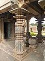 12th century Mahadeva temple, Itagi, Karnataka India - 21.jpg