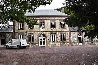 Colleville, Seine-Maritime Commune in Normandy, France