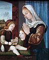1499 Carpaccio Madonna mit Kind und Johannesknaben anagoria.JPG
