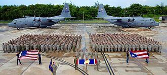 1st Air Base Group - 156AW Photo 2016