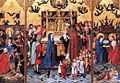 15th-century unknown painters - Altarpiece of the Seven Joys of Mary - WGA23743.jpg