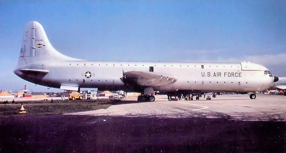 1700 ATG Convair XC-99 1954