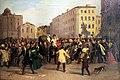 1848 Hoefel Kaiser Ferdinands Ausfahrt anagoria.JPG