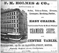 1873 Holmes HanoverSt BostonDirectory.png