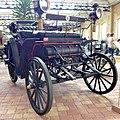 1893 Benz Vis-à-Vis Automuseum Dr. Carl Benz, 2014.jpg