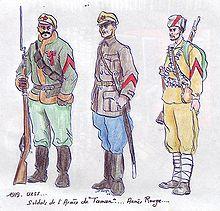 1919 - division de taman