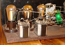 breadboard wikipediathis 1920s trf radio manufactured by signal was constructed on a wooden breadboard