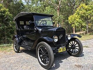 Ford Model T American car